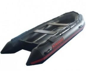 Надувная ПВХ лодка «Командор KMD-380»