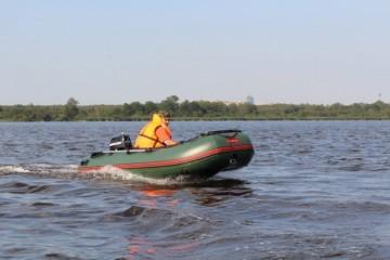 Надувная ПВХ лодка «Комбат CMB-335»