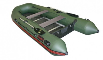 Надувная ПВХ лодка «Комбат CMB-360» Изображение 1