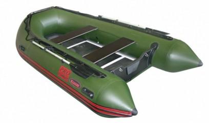 Надувная ПВХ лодка «Комбат CMB-380Pro»