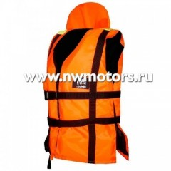 Универсальный спасательный жилет «Лоцман» с карманом Изображение 1