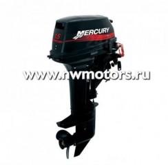 Лодочный мотор Mercury 15 M SeaPro 294CC