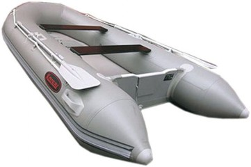 Надувная ПВХ лодка «John Silver-380E»