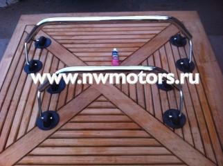 Рейлинги для надувных лодок ПВХ 700 мм