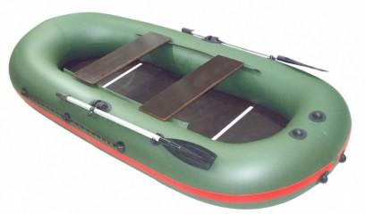 Надувная ПВХ лодка TUZ-280 (натяжной пол)